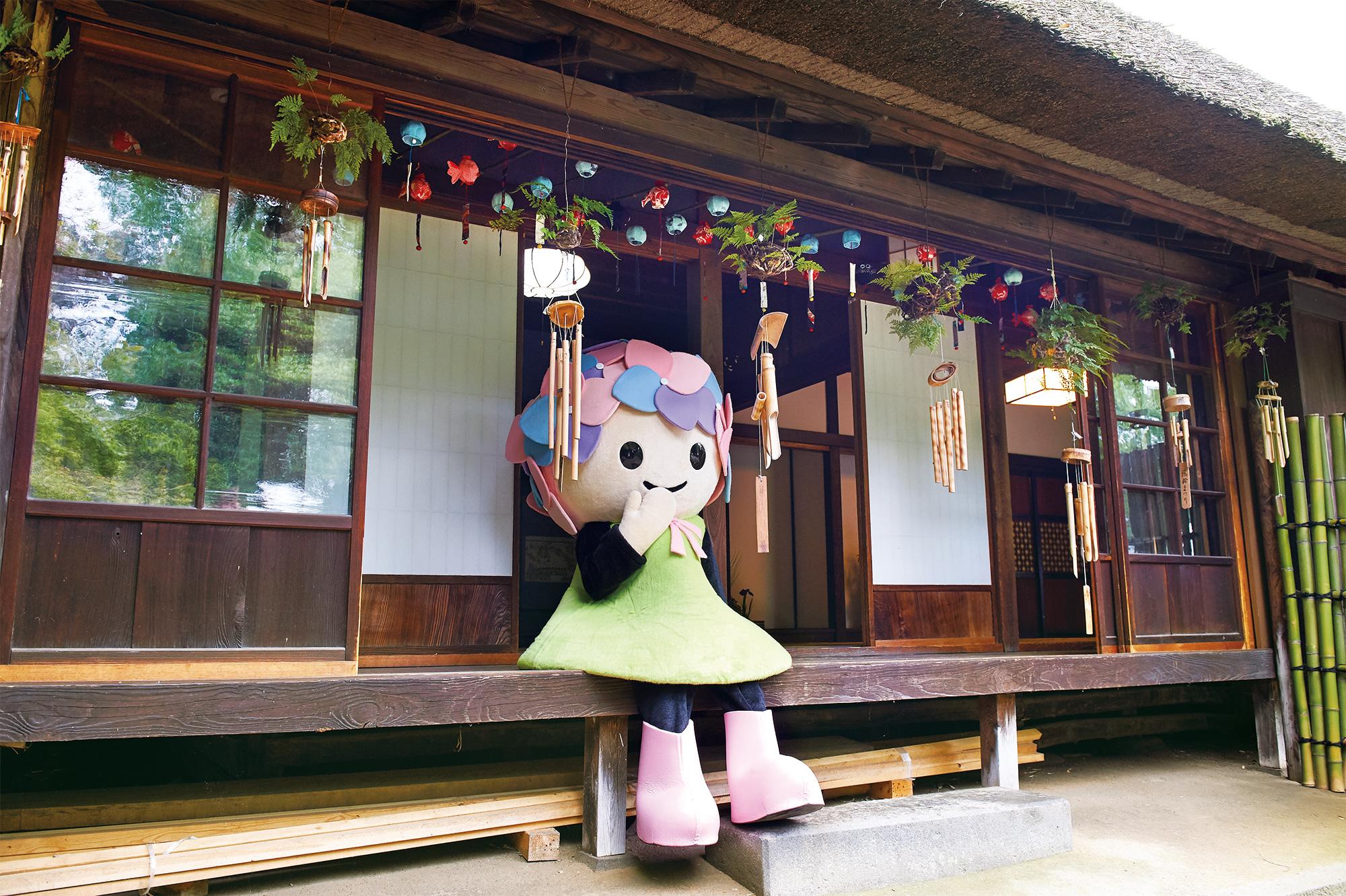 開成町 瀬戸屋敷 風鈴まつり 2017年6月13日(火)~18日(日) 開催します!