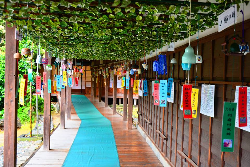 特別展「全国47都道府県の風鈴展」
