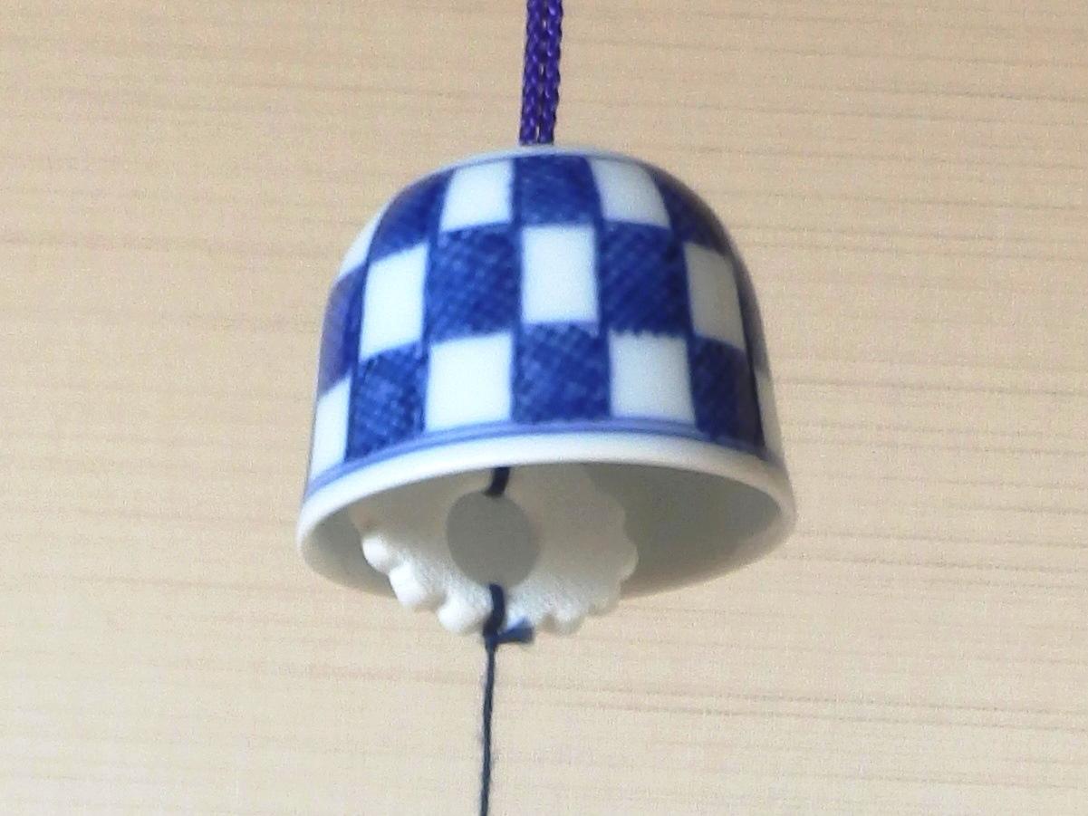 熊本県:天草藍の風鈴