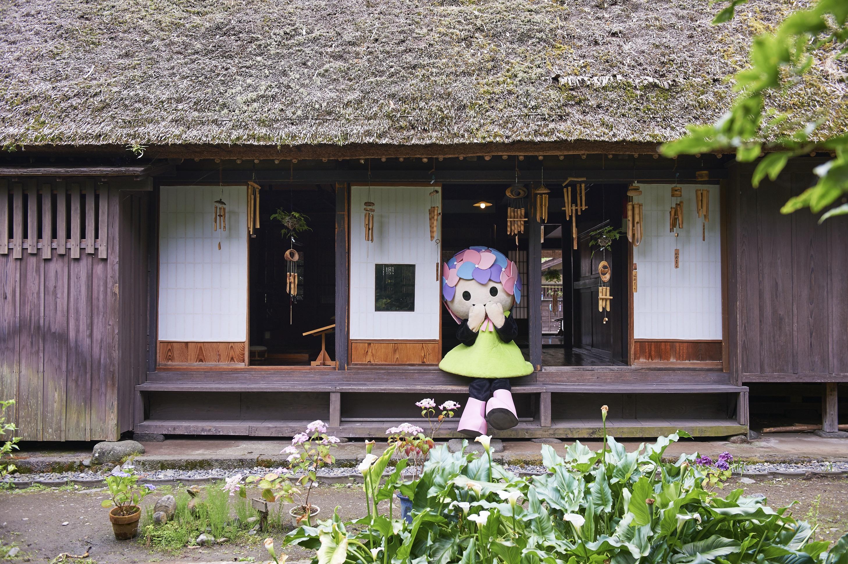 第11回開成町瀬戸屋敷風鈴まつりは、2019年6月11日(火)~16日(日)開催